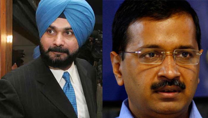 पंजाब चुनाव को लेकर नवजोत सिद्धू और AAP कनवेनर केजरीवाल के बीच हुई सीक्रेट डील?