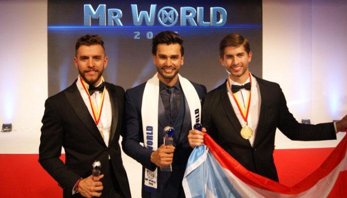 पहली बार कोई भारतीय चुना गया मिस्टर वर्ल्ड, हैदराबाद के रोहित ने जीता 2016 का खिताब
