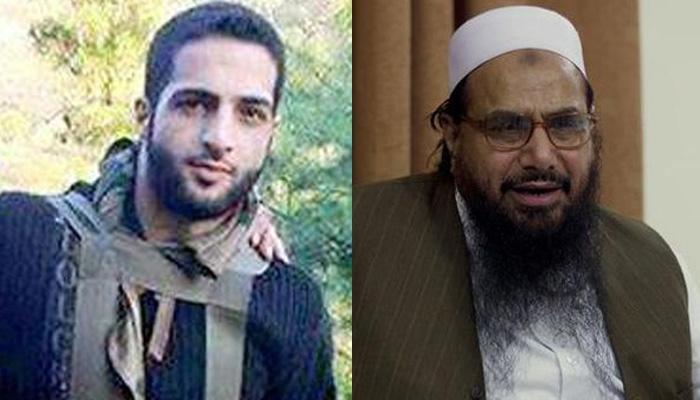 हाफिज सईद का दावा- 'बुरहान वानी ने एनकाउंटर से पहले की थी बात', ये थी उसकी 'आखिरी इच्छा'!