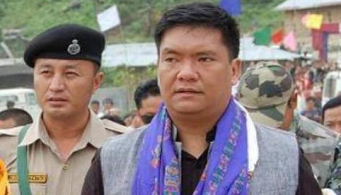 अरूणाचल प्रदेश में पेमा खांडू की सरकार ने हासिल किया विश्वास मत