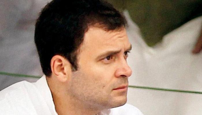 गुजरात में कमजोर तबकों को दबाया जा रहा है : राहुल गांधी