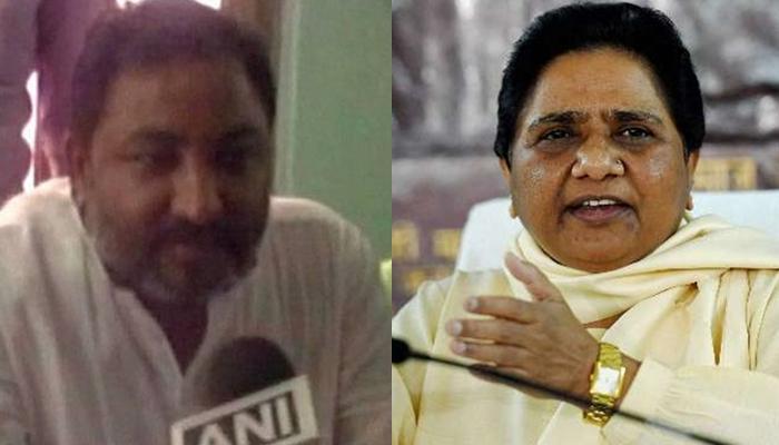 मायावती पर अभद्र टिप्पणी करने वाले पूर्व BJP नेता दयाशंकर सिंह का कोई सुराग नहीं