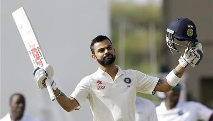 कैरेबियाई सरजमीं पर पहली पारी में टेस्ट शतक जड़ने वाले पहले भारतीय कप्तान बने कोहली