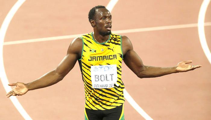 फर्राटा धावक उसेन बोल्ट ने 200 मीटर का खिताब जीता