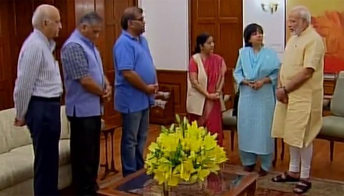 काबुल में अगवा जुडिथ डिसूजा मुक्त, भारत लौट PM मोदी से मिली
