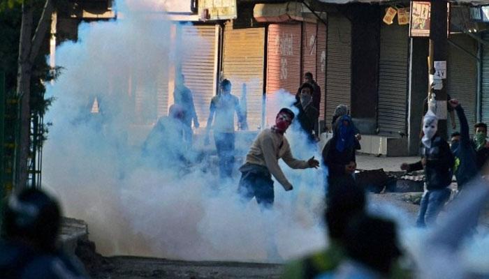 जम्मू कश्मीर हाईकोर्ट ने पैलेट गन का इस्तेमाल बंद करने को कहा