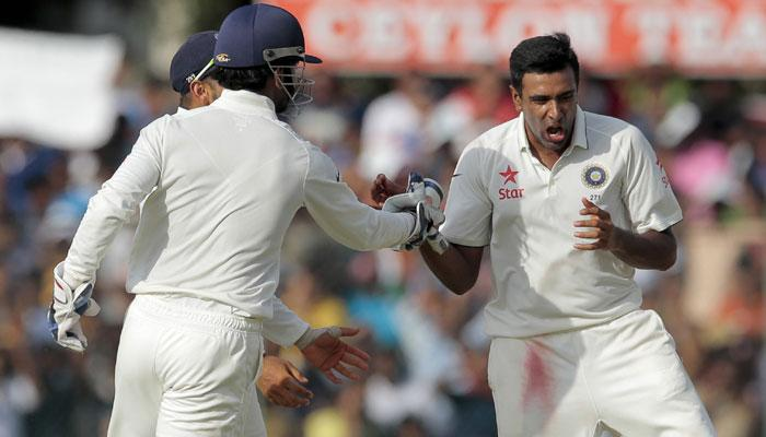 भारत बनाम वेस्टइंडीज : एंटीगा टेस्ट, अश्विन ने जीत के करीब पहुंचाया