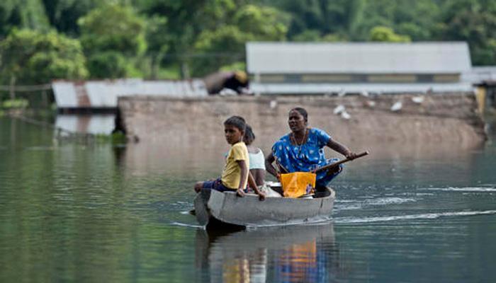 असम में बाढ़ की वजह से 12 मरे, 16 लाख लोग प्रभावित