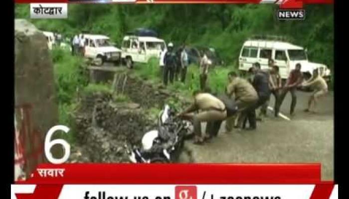 गोरखपुर में गांववालों ने पीट-पीटकर तेंदुए को मार डाला