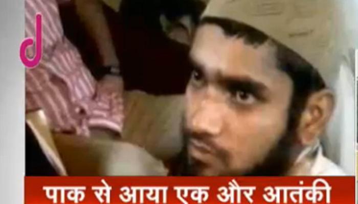 कश्मीर में जिंदा पकड़े गए आतंकी सैफुल्लाह ने माना- हां, मैं पाकिस्तान का रहने वाला हूं, मुझे ISI ने भेजा है