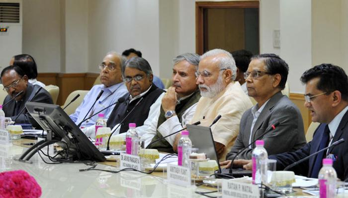 वृद्धि को दूरदृष्टि वाली कार्ययोजना बनाए नीति आयोग : PM मोदी