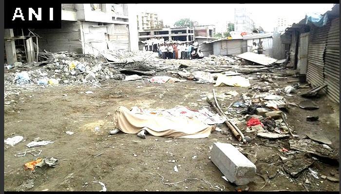 पुणे के बलवाड़ी में निर्माणाधीन इमारत का स्लैब गिरा, 9 लोगों की मौत