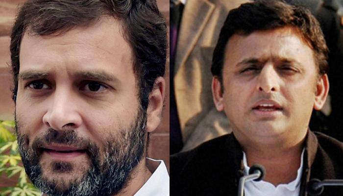 राहुल गांधी ने यूपी के सीएम के बारे में कहा-'अखिलेश लड़का ठीक है'