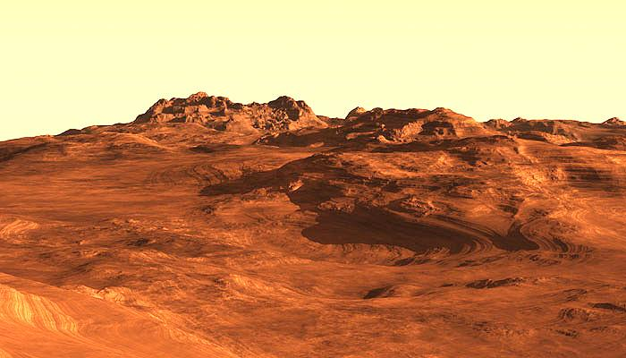 संभवत: तरल जल से नहीं बने होंगे मंगल के नाले: वैज्ञानिक