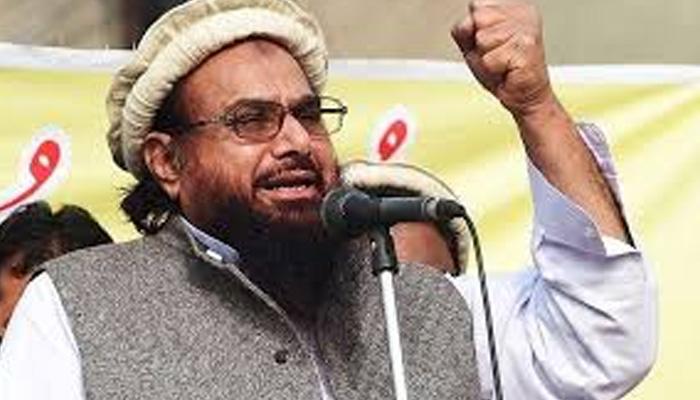 हाफिज सईद ने राजनाथ की पाकिस्तान यात्रा का विरोध किया, देशभर में करेगा प्रदर्शन