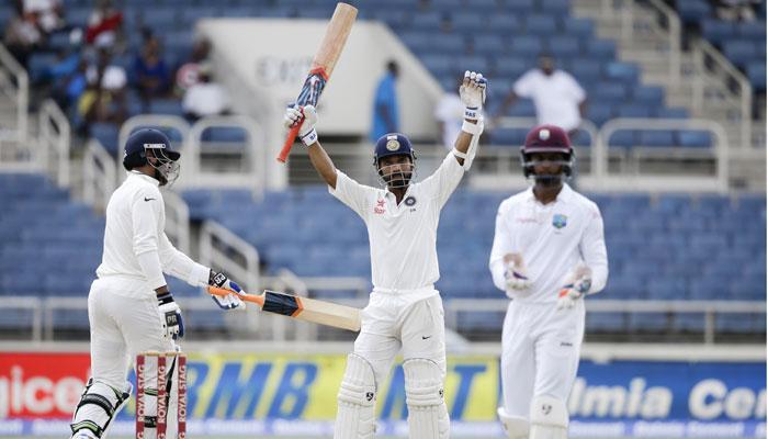 अजिंक्य रहाणे का शतक, 304 रन की बढ़त साथ बेहद मजबूत स्थिति में भारत