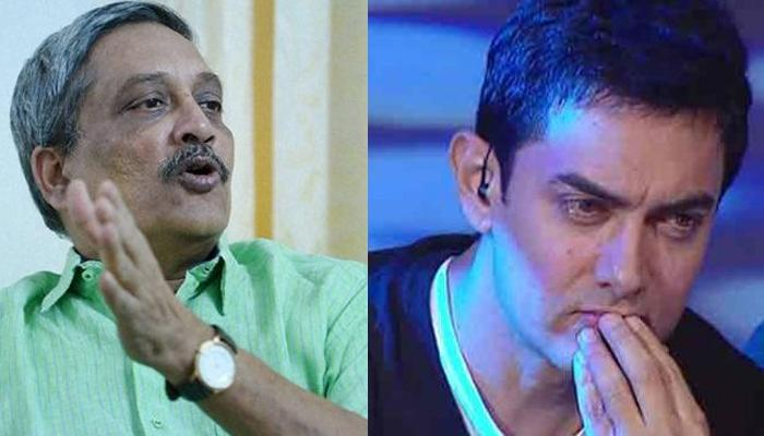 मैंने आमिर खान पर जो कहा, कई लोगों ने बताया कि सही कहा: पर्रिकर