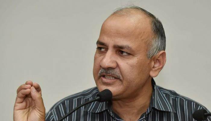 एक चपरासी की भी नियुक्ति नहीं कर सकते दिल्ली के सीएम और मंत्री: सिसौदिया