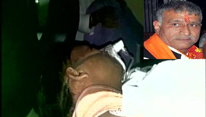 बीजेपी नेता बृजपाल की हालत गंभीर, हमले के पीछे महिला का हाथ होने का शक