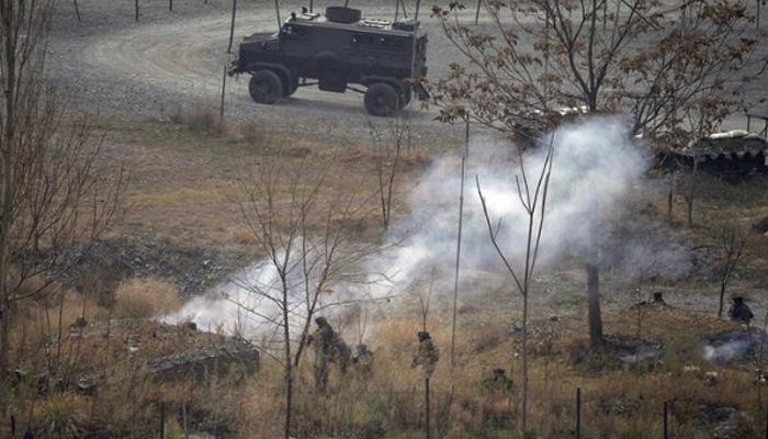 चार महीने तक शांत रहने से बाद पाकिस्तान ने LoC पर फिर किया संघर्षविराम का उल्लंघन