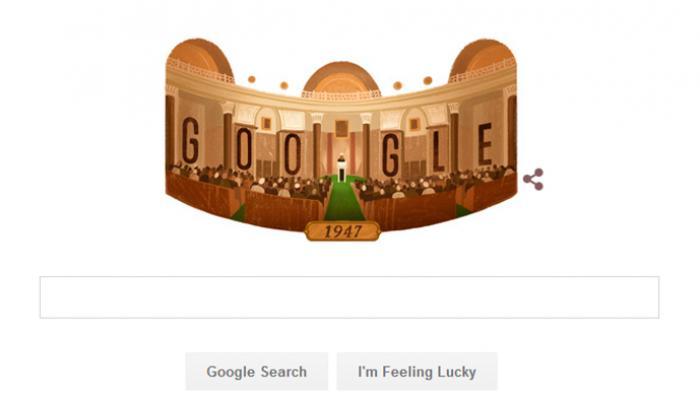 GOOGLE ने डूडल के जरिए मनाया भारत का 70वां स्वतंत्रता दिवस
