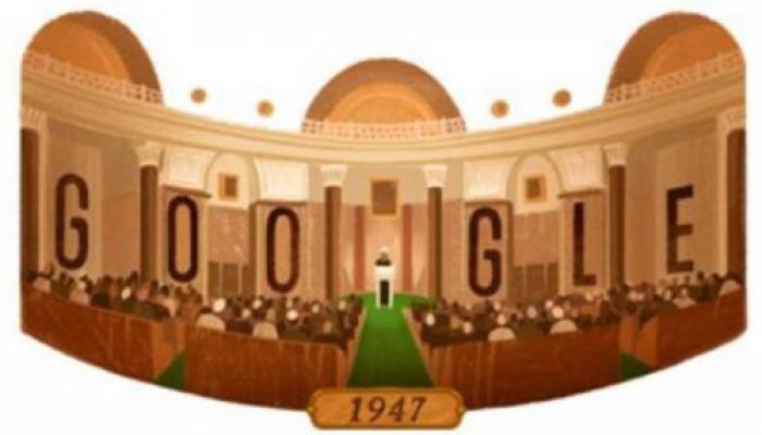 गूगल ने डूडल के जरिए मनाया भारत का 70वां स्वतंत्रता दिवस