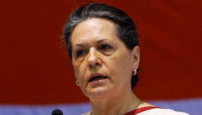 कांग्रेस अध्यक्ष सोनिया गांधी दोबारा सर गंगाराम अस्पताल में भर्ती