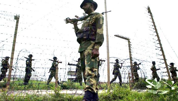कश्मीर में घुसपैठ की कोशिश नाकाम, तीन आतंकवादी ढेर