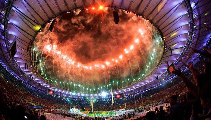 रियो ओलंपिक 2016: समापन समारोह में रंगारंग कार्यक्रम- देखें Pics