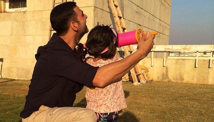 बेटी नितारा का चेहरा क्यों छुपाते हैं एक्टर अक्षय कुमार? जानिए इसके पीछे का सच!