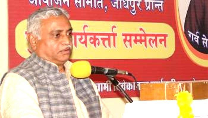 आरएसएस ने राहुल के बयान पर उठाया सवाल, माफी की मांग की