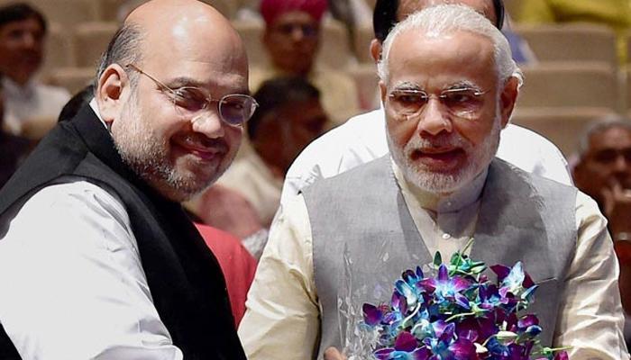 अपने 'गरीब हितैषी' एजेंडा पर जोर देने के लिए आज भाजपा शासित राज्यों के मुख्यमंत्रियों को संबोधित करेंगे पीएम मोदी, अमित शाह