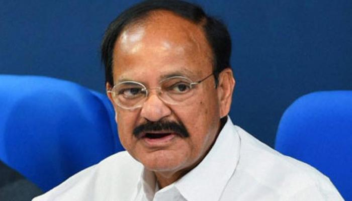 राजनीतिक लाभ के लिए अनावश्यक विवादों को जन्म दे रही है कांग्रेस: नायडू