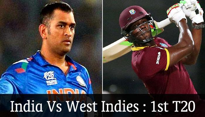 फ्लोरिडा टी-20 : वेस्टइंडीज ने भारत को 1 रन से हराया, जीता हुआ मैच हारी टीम इंडिया
