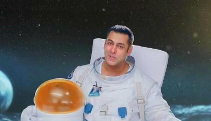 'बिग बॉस 10' का प्रोमो हुई जारी, एस्ट्रोनट के अवतार में दिखे सलमान खान