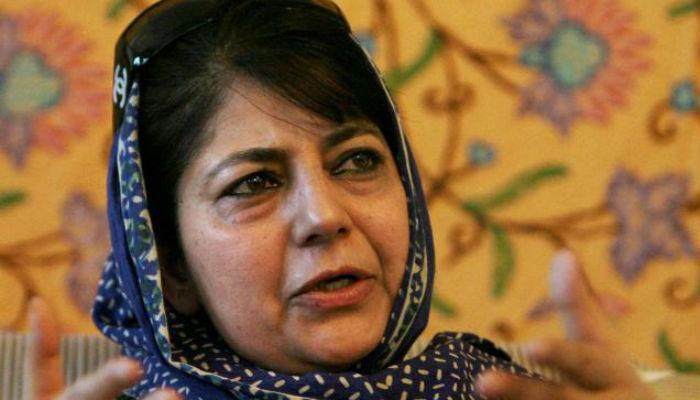 यदि पीएम मोदी के तहत कश्मीर मुद्दा नहीं सुलझा, तो यह कभी नहीं सुलझेगा : महबूबा