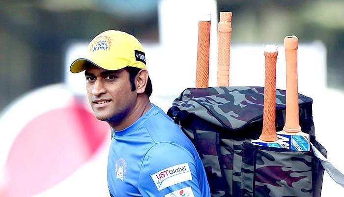 धोनी ने कहा, 'सत्र के अंत में टेस्ट में नंबर एक टीम बन सकता है भारत'
