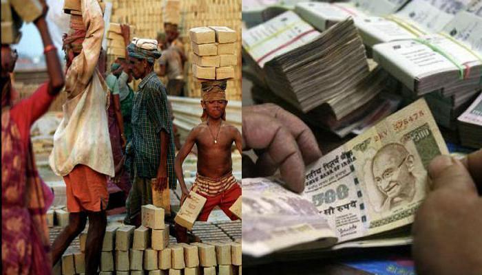 अब न्यूनतम मजदूरी होगी 350 रुपए, केंद्रीय कर्मचारियों को 2 साल का बोनस भी देगी सरकार