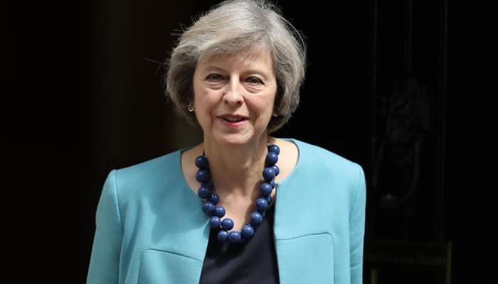 'ब्रेक्जिट' का मतलब 'ब्रेक्जिट' है, पीछे नहीं हटेगा ब्रिटेन : टेरेसा मे