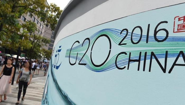 जी20 सम्मेलन से पहले चीनी शहर हांगझोउ में सुरक्षा चाकचौबंद