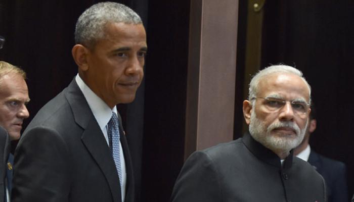 ओबामा ने कर सुधार पर 'साहसिक नीति' को लेकर मोदी की सराहना की
