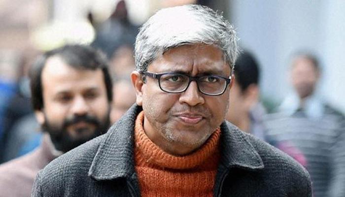 AAP नेता आशुतोष ने खुद के खिलाफ कार्रवाई की आलोचना की