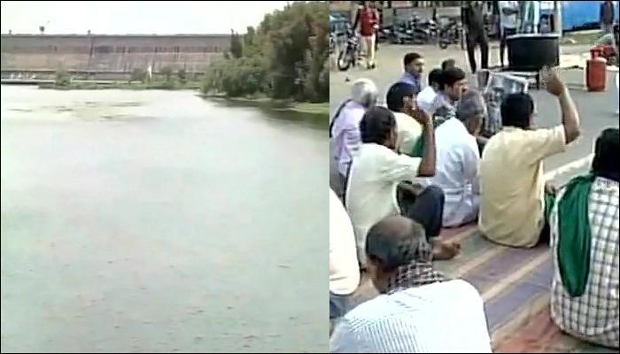 कावेरी विवाद: कर्नाटक ने तमिलनाडु के लिए पानी छोड़ना शुरू किया, किसानों का विरोध जारी