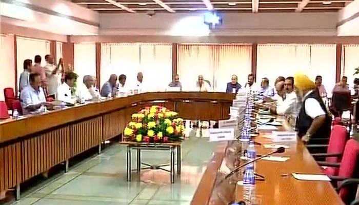 दिल्ली: कश्मीर पर सर्वदलीय प्रतिनिधिमंडल ने कहा- राष्ट्रीय संप्रभुता के मुद्दे पर कोई समझौता नहीं