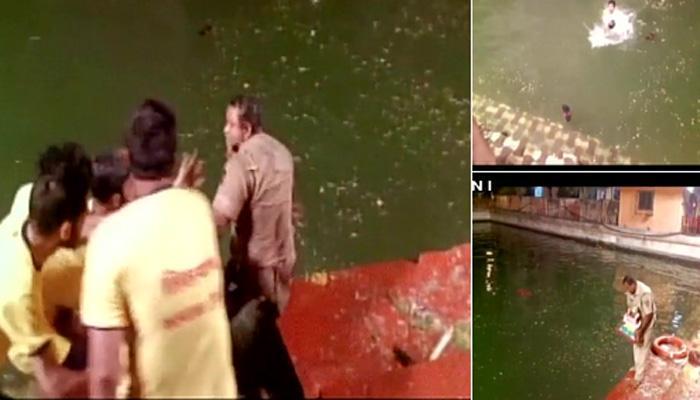 महाराष्ट्र में पुलिस अधिकारी को डुबाने की कोशिश, पुलिसकर्मियों पर हमलों को लेकर उद्धव ने जताई चिंता