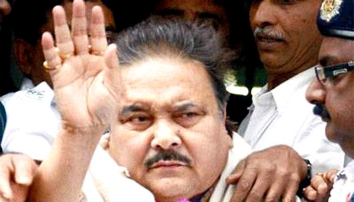 जेल से रिहा हुए तृणमूल कांग्रेस के वरिष्ठ नेता मदन मित्रा