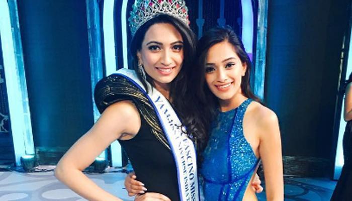 मिस यूनिवर्स 2017 में रोशमिता हरिमूर्ति करेंगी भारत का प्रतिनिधित्व