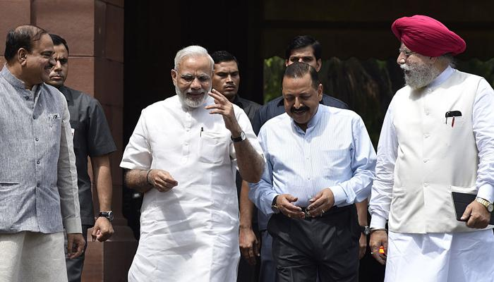 केंद्रीय मंत्रिमंडल ने GST परिषद की प्रक्रिया, गठन और कार्यप्रणाली को दी मंजूरी