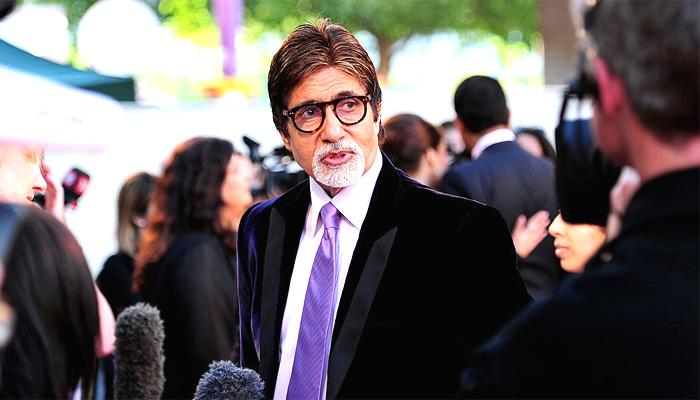 बिग बी ने अनिल शर्मा के बेटे को पहली फिल्म के लिए दी शुभकामनाएं