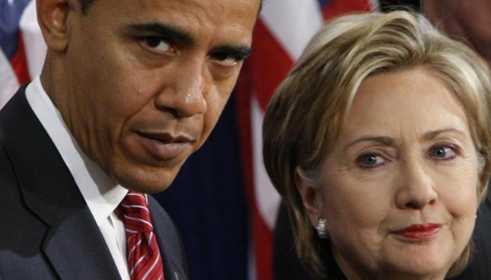 'ओबामा की नजरों में अमेरिका का नेतृत्व करने के लिए हिलेरी सर्वश्रेष्ठ नेता'